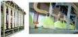 Skid modulari e particolare dell'end cap Dome delle membrane Hyflux modello KRISTAL ® 600ET certificate NSF