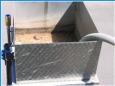 Membrana polimerica a fibra cava sommersa